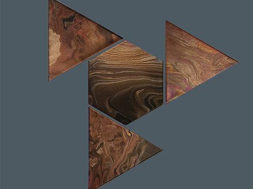 Brindled Timber Whorls