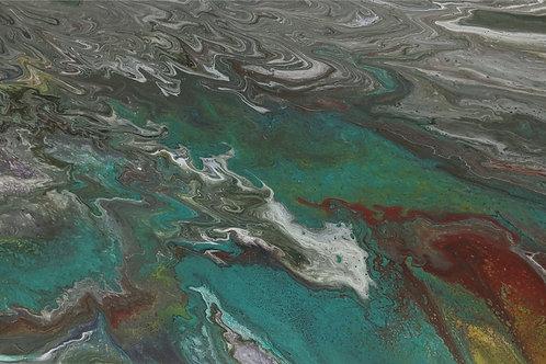 Tidal Pool Superfluidity