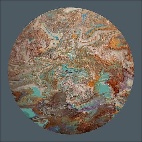 Amorphous Opal Genesis