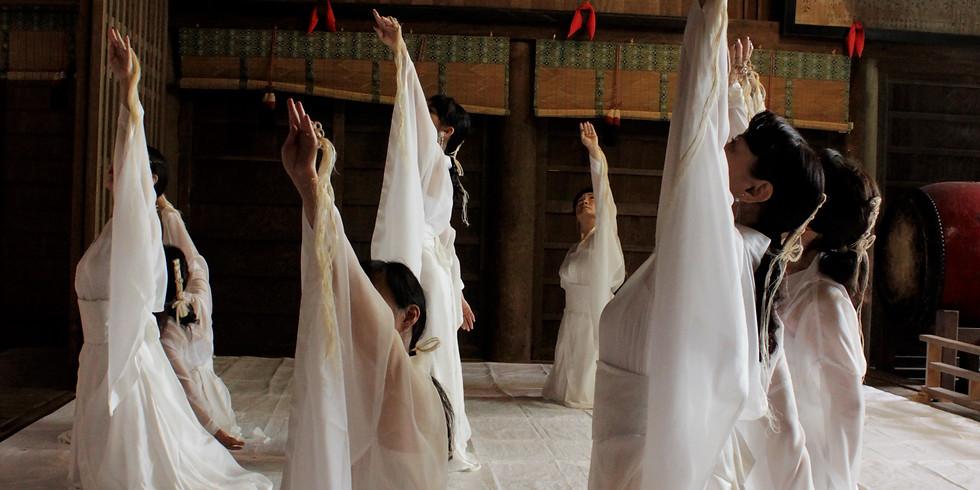 天麻那舞ご奉納「武蔵國一之宮小野神社」