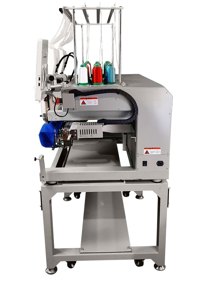 GEM 1502TC 2 Head Embrodiery Machine