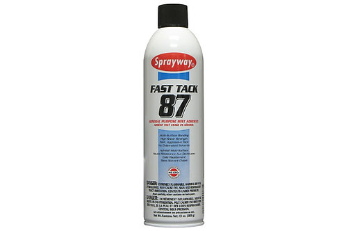 Sprayway Fast Tack 87 Adhesive Spray