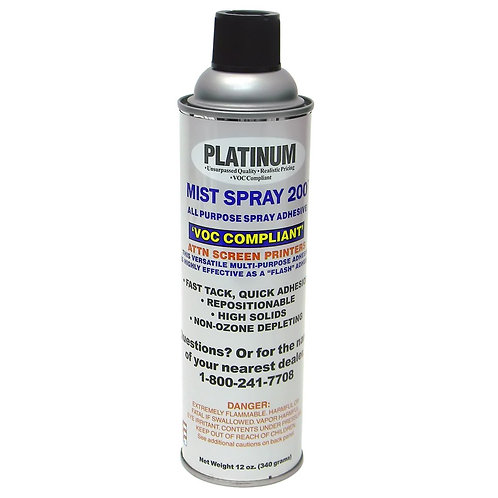 ADHESIVE SPRAY - ANC PLATINUM MIST 200
