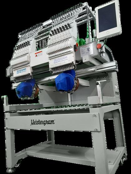 GEM  1502TC 2 Head Embroidery Machine