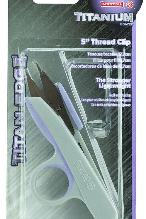 """5"""" Mundial Titan Edge Thread Clipper"""