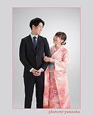 婚約記念 engagement