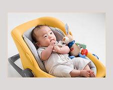 赤ちゃん百日 お祝い 写真館 新潟市 女性カメラマン 写真スタジオ