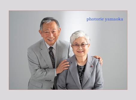 金婚記念 50年のあゆみとともに