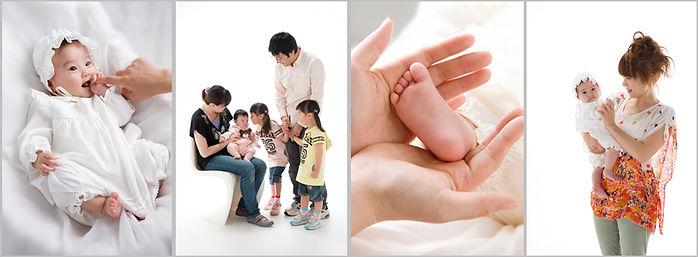 赤ちゃん百日, お宮参り,.家族写真,マタニティー,1歳お誕生日,新潟,写真スタジオ