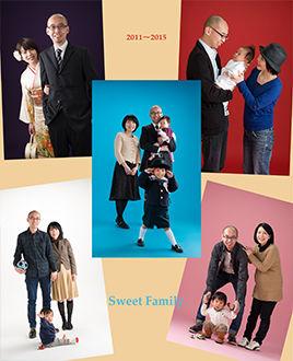 家族写真  新潟市