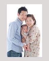 百日 家族写真 赤ちゃん 新潟市 写真スタジオ フォトリエ山岡 女性カメラマン 写真館