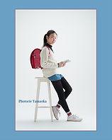 新潟市 小学校 卒業 記念 写真