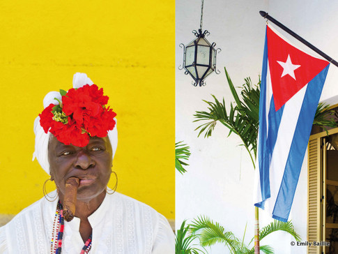 «Запретный плод Куба» или Новый год в Гаване.