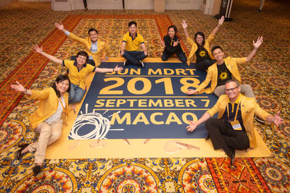 Sun MDRT Macau Incentive