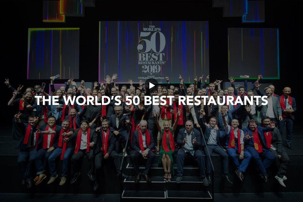 Inside The Worlds 50 Best Restaurants 20