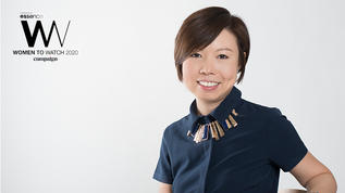 Campaign Asia's Women To Watch 2020 Awards: Chat with Min Sharon Liu    18 August 2020