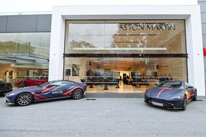 Aston Martin Grand Prix