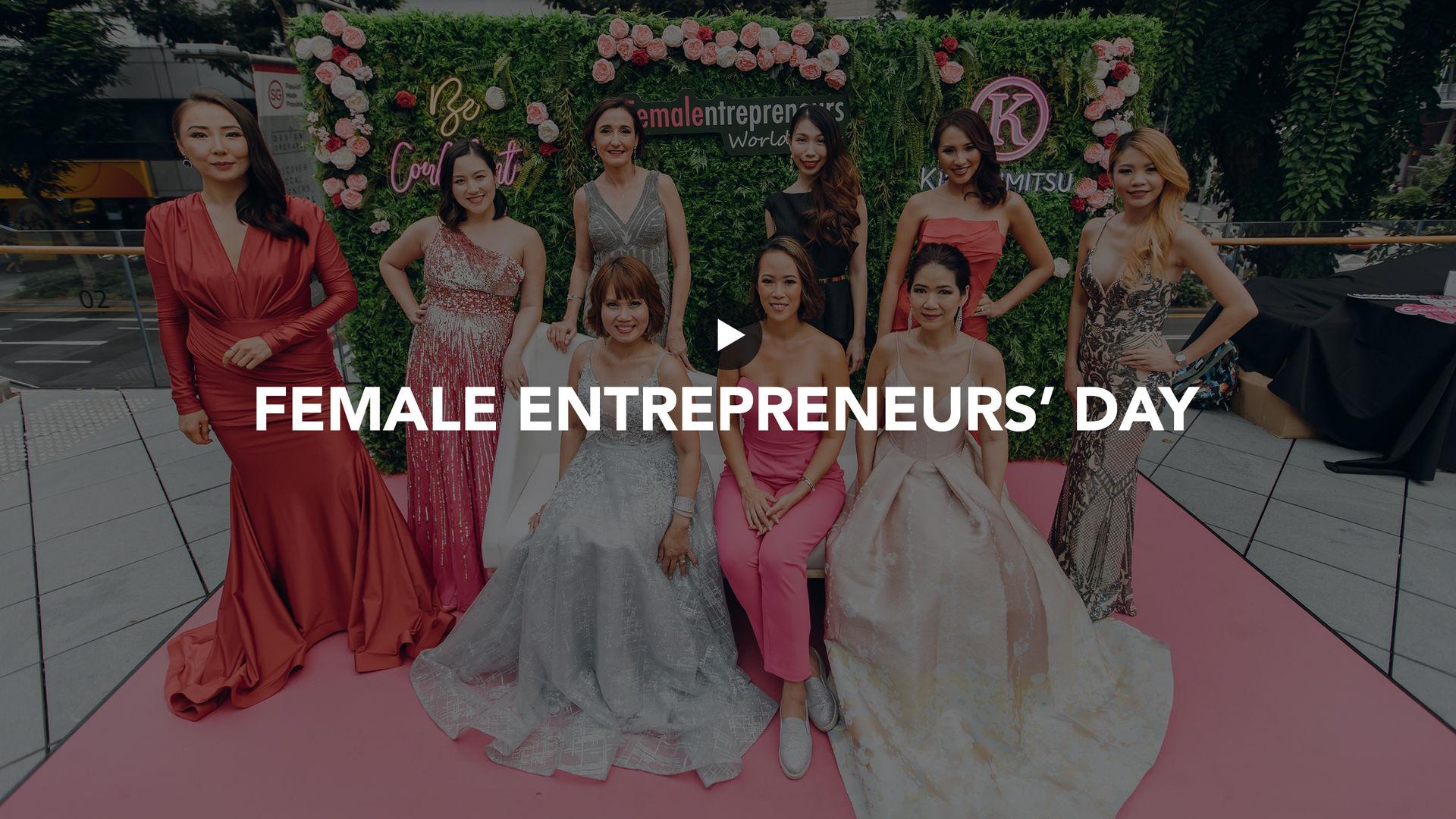 [FEW] Female Entreprenuers Day Singapore