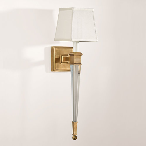 Marco Brass Sconce