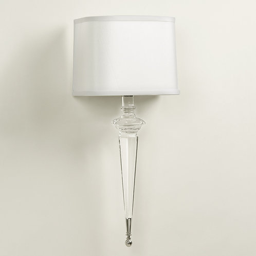 Kirsten Nickel Sconce