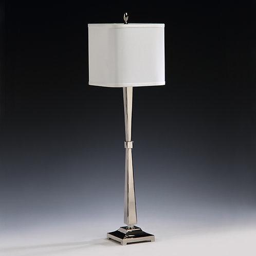 Nickel Pierrette Lamp