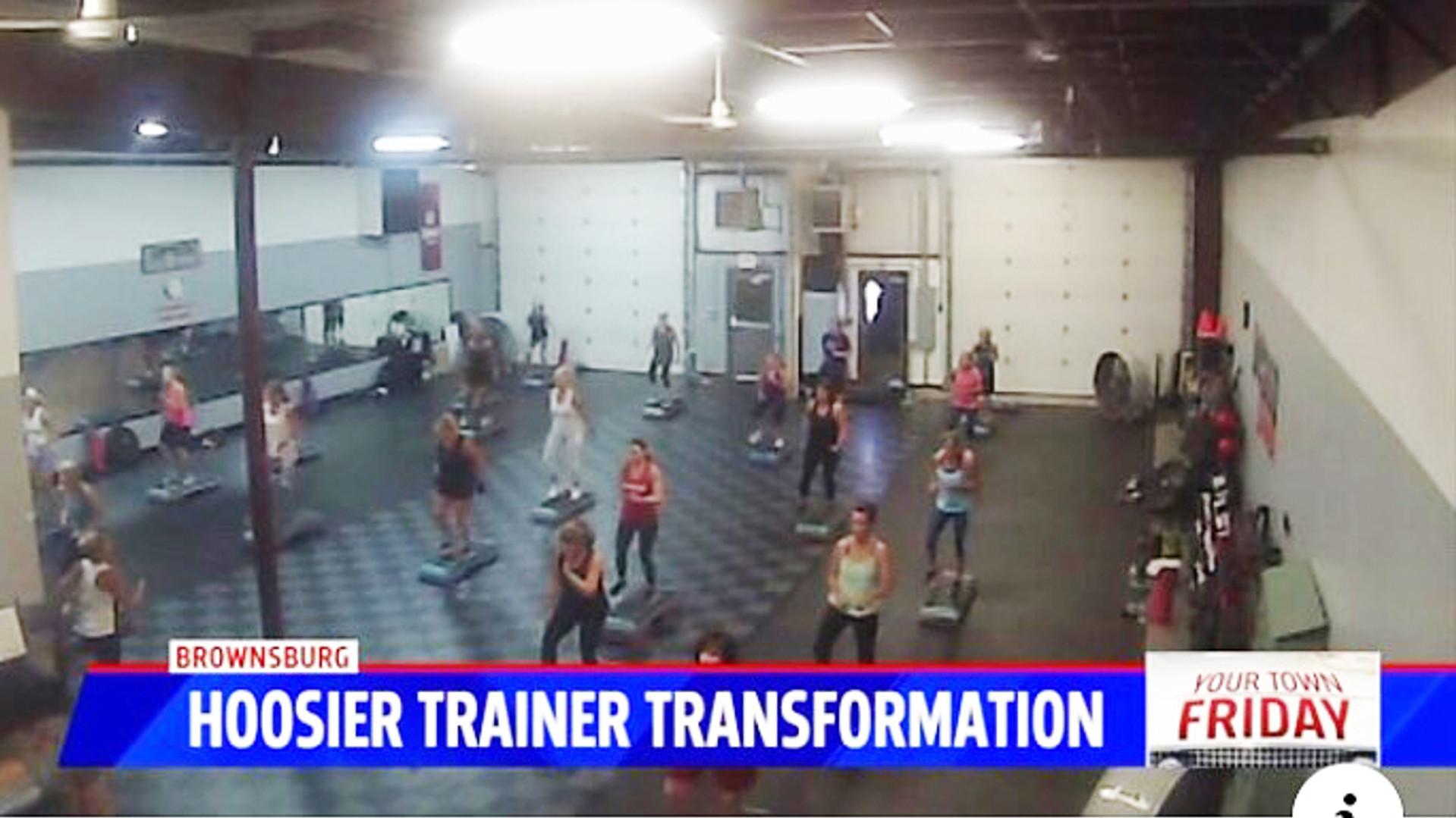 Hoosier Trainer on the News
