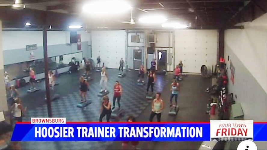Hoosier Trainer on the News