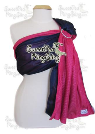 Navy/Pink Water Sling