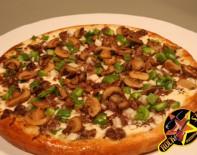 Philly Steak Pizza