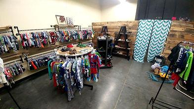 Kiddiewinks shop in Brownsburg