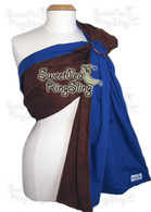 Brown/Royal Blue