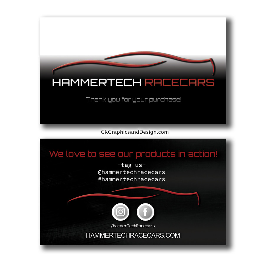 Hammertech Product Cards