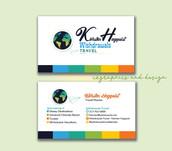 Wishdrawals Business Cards
