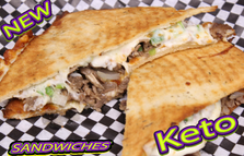 Keto Sandwiches