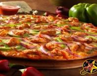 Spicy Buffalo Chicken Pizza