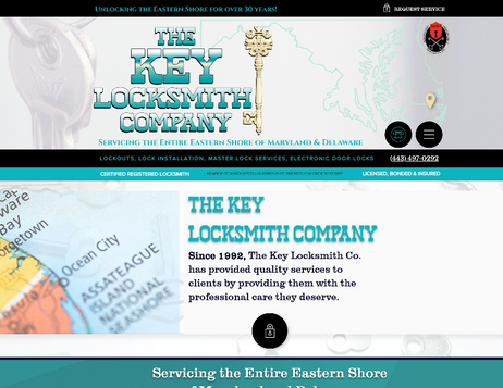 The Key Locksmith