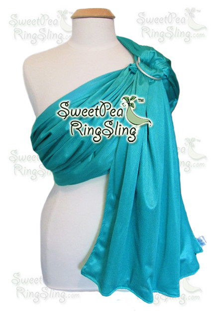 Turquoise/Turquoise Water Sling