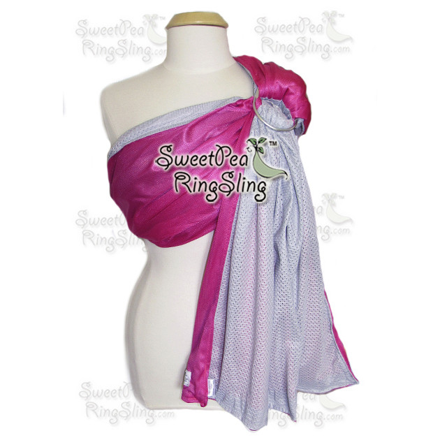Pink/Silver Water Sling