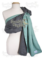 Gray/Sage Linen