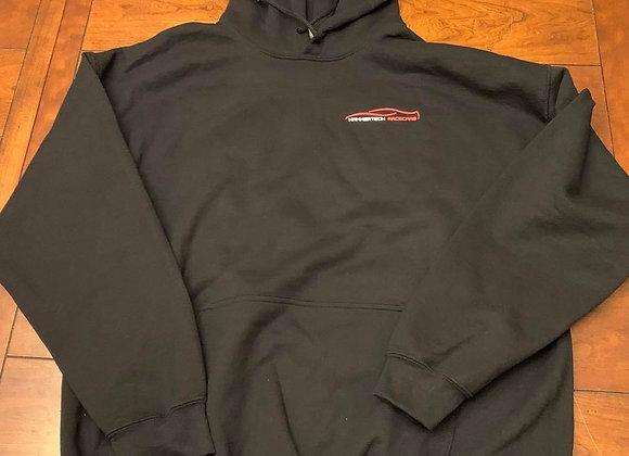 Hammertech Black Hoodie Sweatshirt