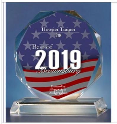 Brownsburg 2019 Best Gym