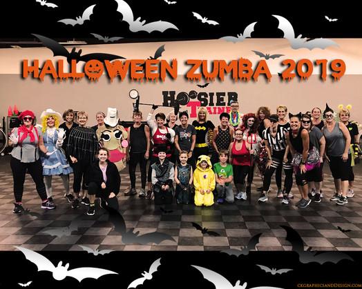 2019 Halloween Zumba