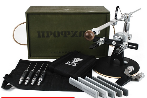TSProf - K03 Outdoorsman Knife Sharpening Kit