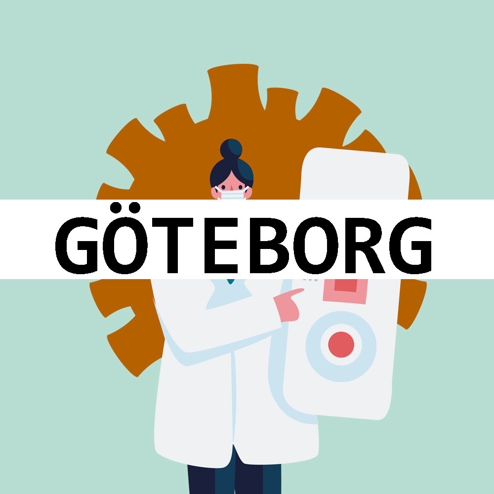 GÖTEBORG ANTIGEN-TEST MED RESEINTYG