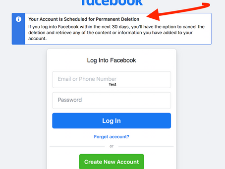How I Left Facebook