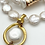 Thumbnail: Coin pearls with a golden twist