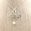 Thumbnail: Butterfly and Pearl pendant