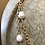 Thumbnail: Doubled up Ringed Pearl necklace