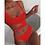 Thumbnail: 2021 New Sexy White One Piece Swimsuit Women Cut Out Swimwear Push Up Monokini
