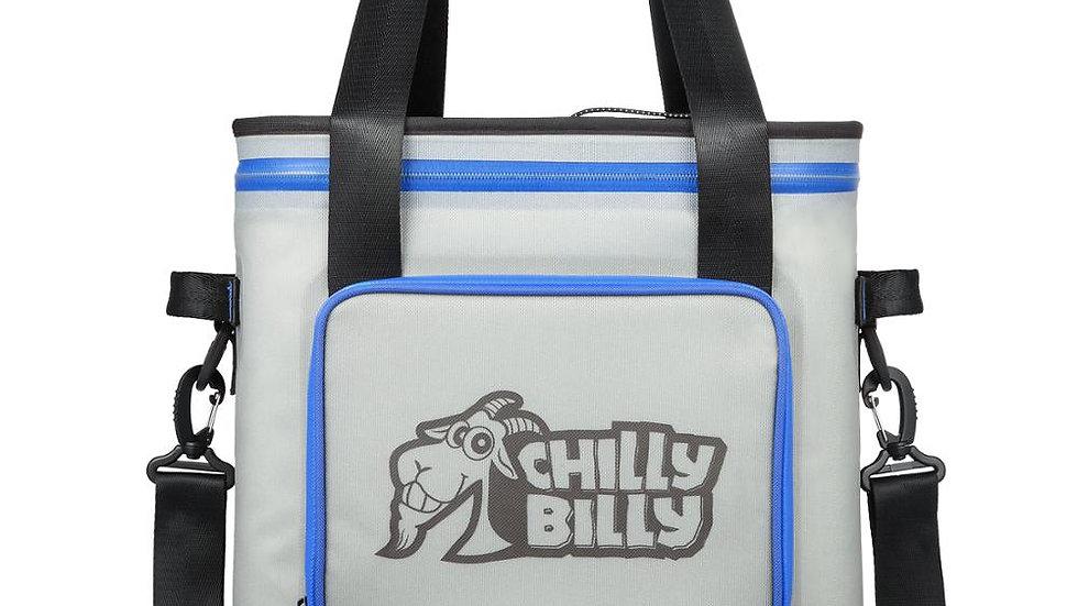 24CAN Soft Cooler  Light Gray Cooler Bag